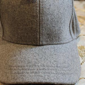 mossimo heather gray hat. New with tag.